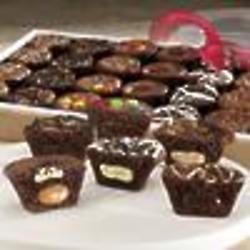 Fudge Brownie Puffs Gift Box