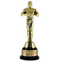 Your Name Mini Trophy