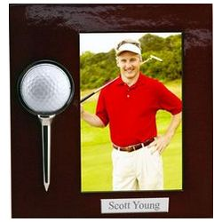 Golf Lovers Ball Frame