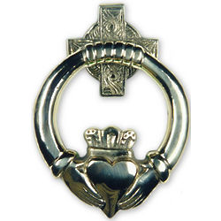 Large Claddagh Doorknocker