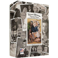 Woven Moments Tapestry Throw Kit