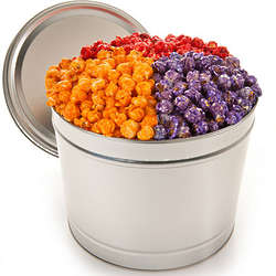 Tutti Frutti Gourmet Popcorn Tin