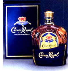 Crown Royal, Canadian Blended Whiskey