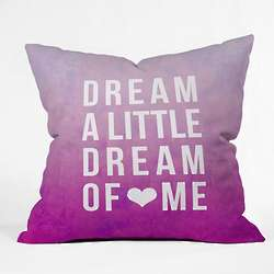 Dream Decorative Pillow