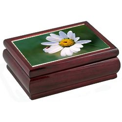Daisy Musical Jewelry Box