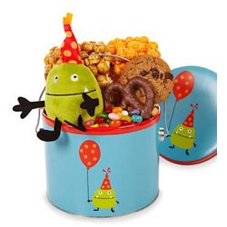 Little Monster Snack and Treats Fun Pail