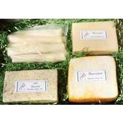 Havarti, Dill Havarti, Muenster, and String Cheese Gift Box