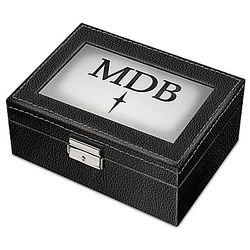 My Dear Son Personalized Locking Memory Box