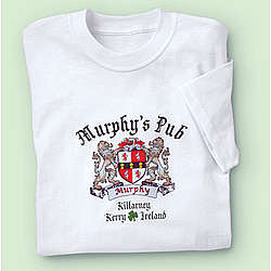 Authentic Irish Pub T-Shirt