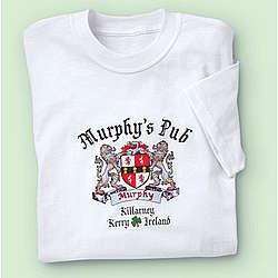 Authentic Irish Pub T-Shirt