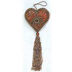 Jeweled Heart