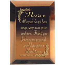 Special Nurse Keepsake Plaque
