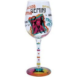 Gemini Wine Glass