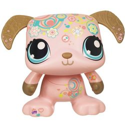 Littlest Pet Shop Harmony the Dancing Dog