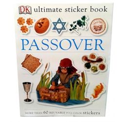The Ultimate Passover Sticker Book