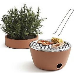 Hot-Pot BBQ Planter