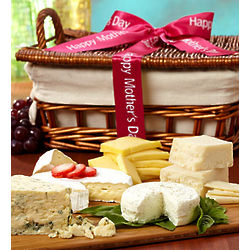 Mother's Day Premium Cheese Gift Basket