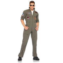 Men's Top Gun Costume