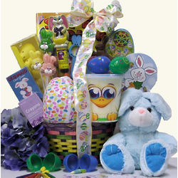 Boy's Hoppin' Easter Fun Basket