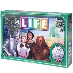 Wizard of OZ Life Board Game