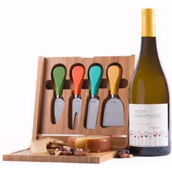 Wine and Cheeseboard Sisterhood Gift Set