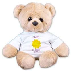 Personalized Sister Teddy Bear
