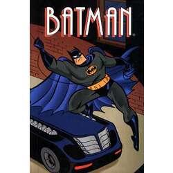 Personalized Batman Book