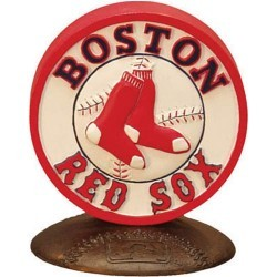Boston Red Sox 3-D Team Logo Statue