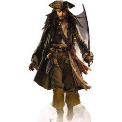 Jack Sparrow Cutout