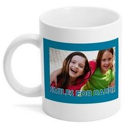 Smiles for Daddy Mug
