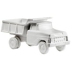 Pickup Truck Sculptural Dish