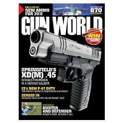 Gun World Magazine Subscription - 6 Issues