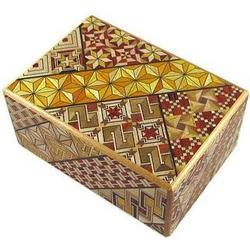 4 Sun 7 Steps Japanese Puzzle Box