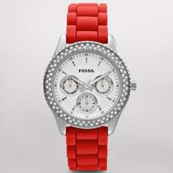 Stella Silicone Watch