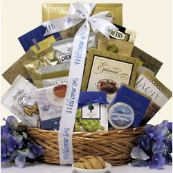 Welcome Aboard Medium Corporate Gift Basket