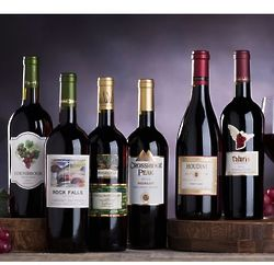 California Red Wine Collection Gift Box
