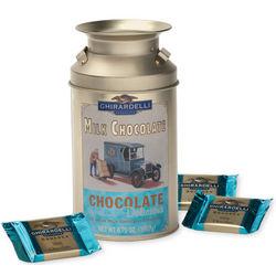 Ghirardelli Milk Chocolate Heritage Gift Tin
