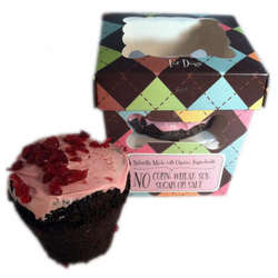 Wet Noses Berry Cupcake Dog Treat