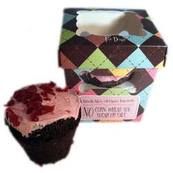 Wet Noses Berry Cupcake Dog Treat