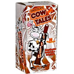 Chocolate Flavor Cow Tales Candies