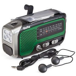 Voyager Trek Emergency Radio