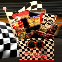Start Your Engines Racing Lovers Gift Box