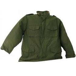 Olive Drab M-65 Field Jacket