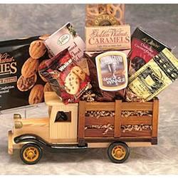 Antique Truck Gift Set