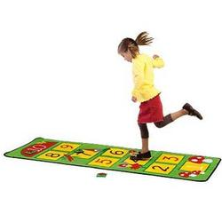 Forest Friends Hopscotch Rug