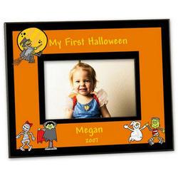 My First Halloween Frame