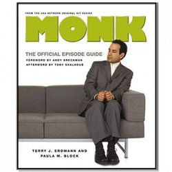 Monk the Official Episode Guide Book
