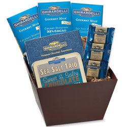 Ghirardelli New Favorites Gift Basket