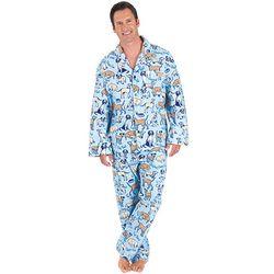 Dog Tired Pajamas for Men