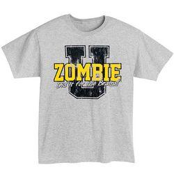 Zombie U T-Shirt